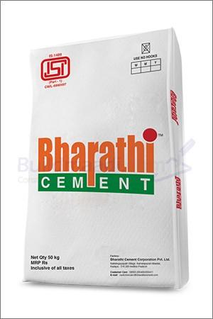 Buy Bharathi 53 Grade Cement Online