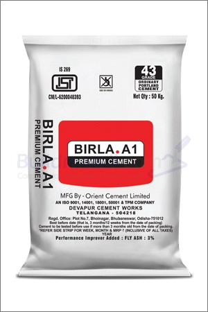 Buy Birla A1 43 Grade Cement