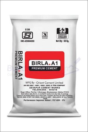 Buy Birla A1 53 Grade Cement Online