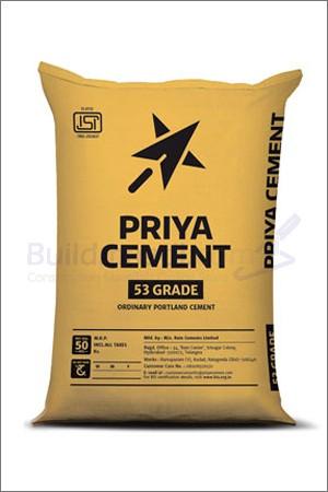 Buy Priya 53 Grade Cement