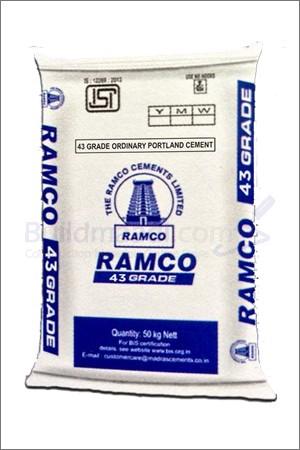 Buy Ramco OPC 43 Grade Cement