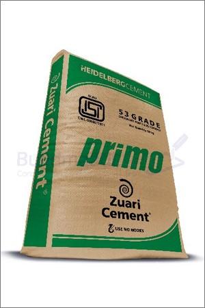 Zuari Primo OPC 53 Grade Cement