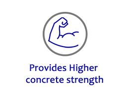 M Sand Advantage - Provides Higher Concrete Strength