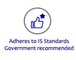 M Sand Advantage - Adheres to IS Standards
