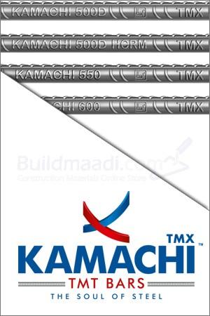 Kamach Fe 500 Grade Steel