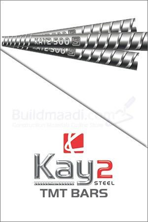 Kay 2 Fe 500 Grade TMT Steel