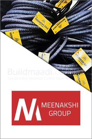 Meenakshi Fe 550 Grade Steel