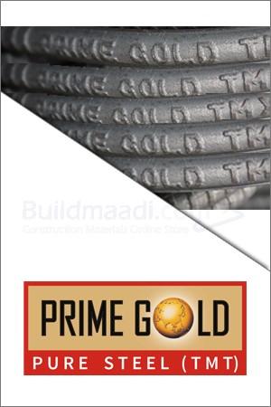 PrimeGold Fe 500 Grade Tmt Steel