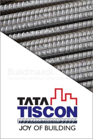 Tata Tiscon 500D Steel