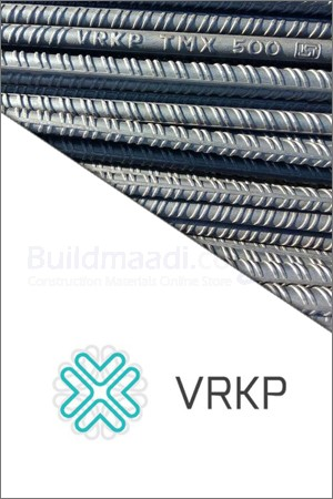 VRKP Fe 500 Grade TMT Steel