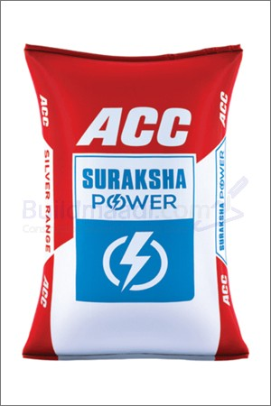 ACC Suraksha Power PPC Grade Cement