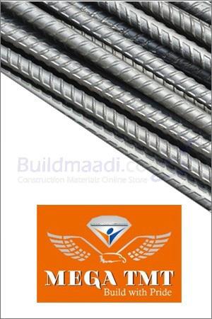 Mega TMT steel