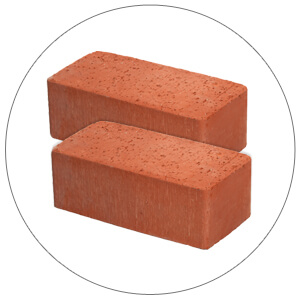 Buy red bricks online