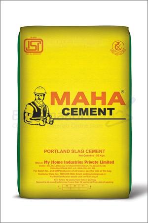 Buy Maha Portland Slag Cement Online