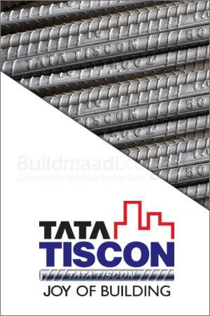 TATA Tiscon steel